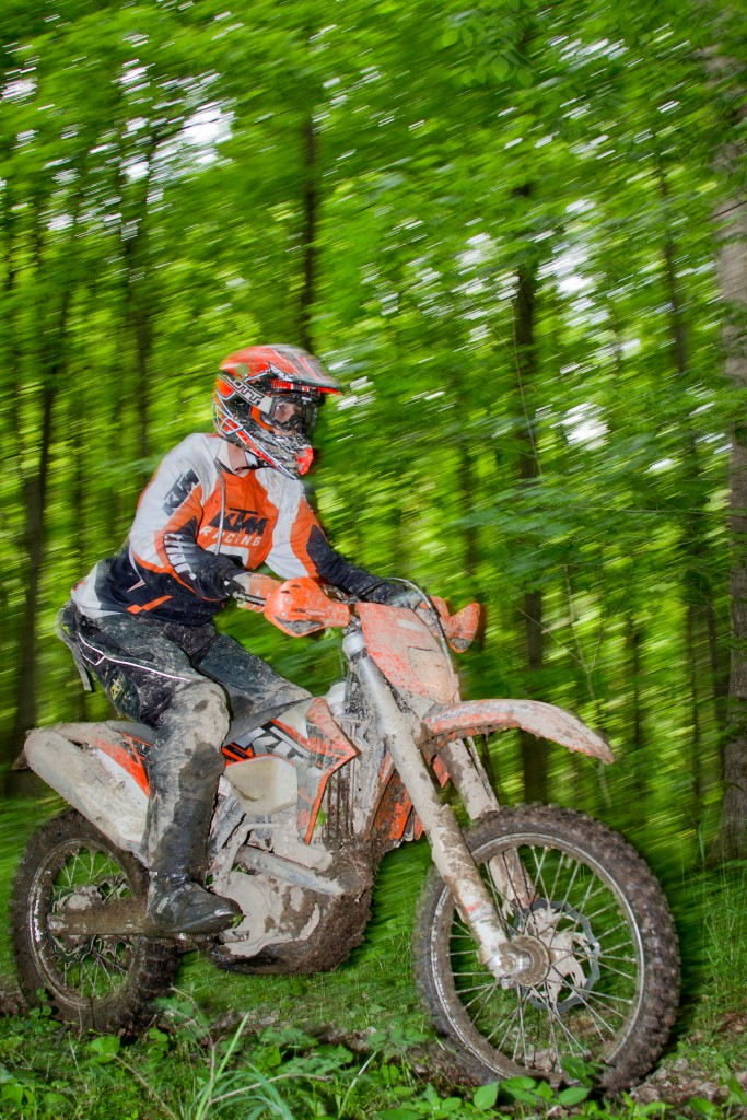 2013 Hanging Rock 200, part of the AMA Husqvarna National Dual Sport Trail Riding Series, May 19, 2013 in Zaleski, OH. Photo courtesy of the AMA.